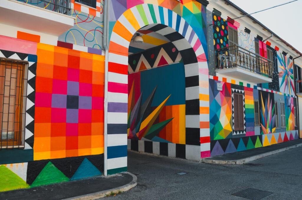 murales aielli abruzzo