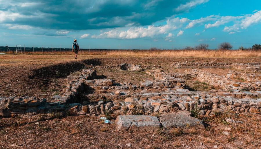 Basilicata: Heraclea, tra i resti della Magna Grecia