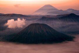 Vulcano Bromo Java