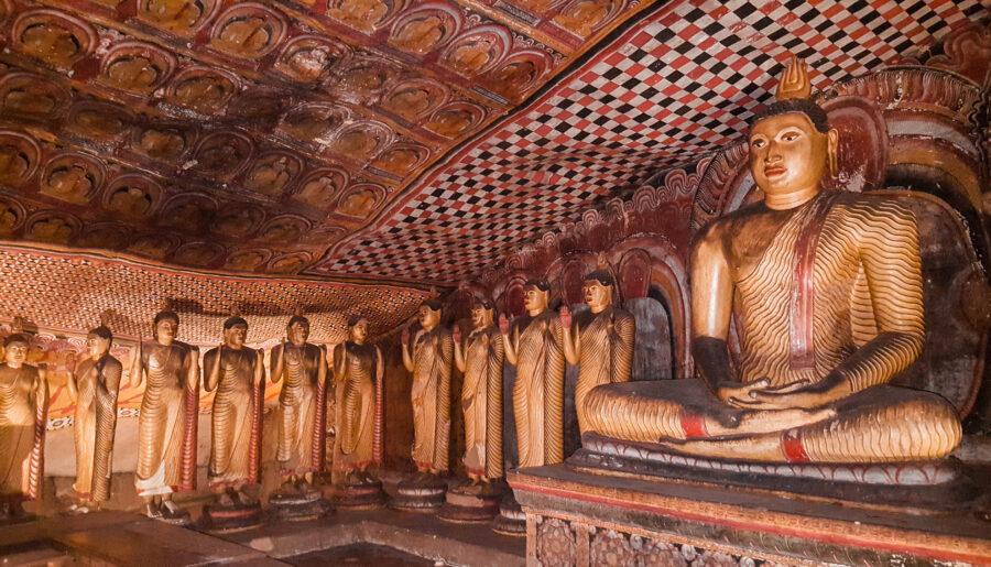 Dambulla, Sri Lanka: cosa vedere, dove dormire