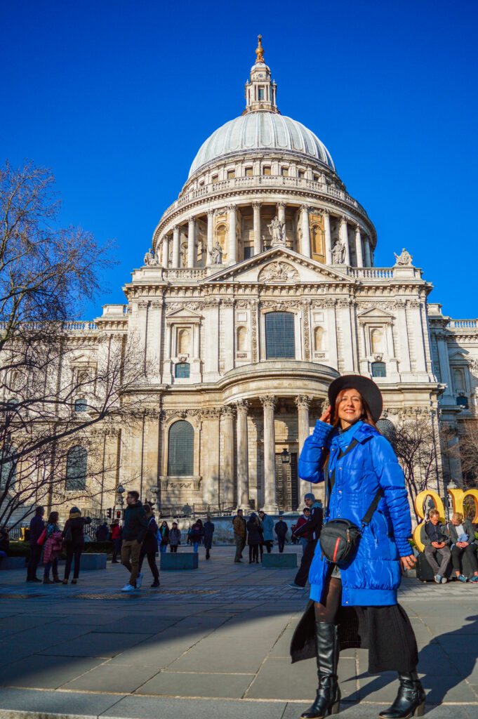 st paul's cathedral londra