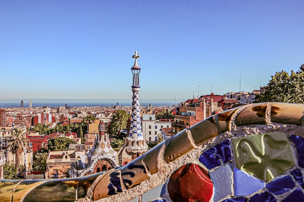 park -guell-barcellona