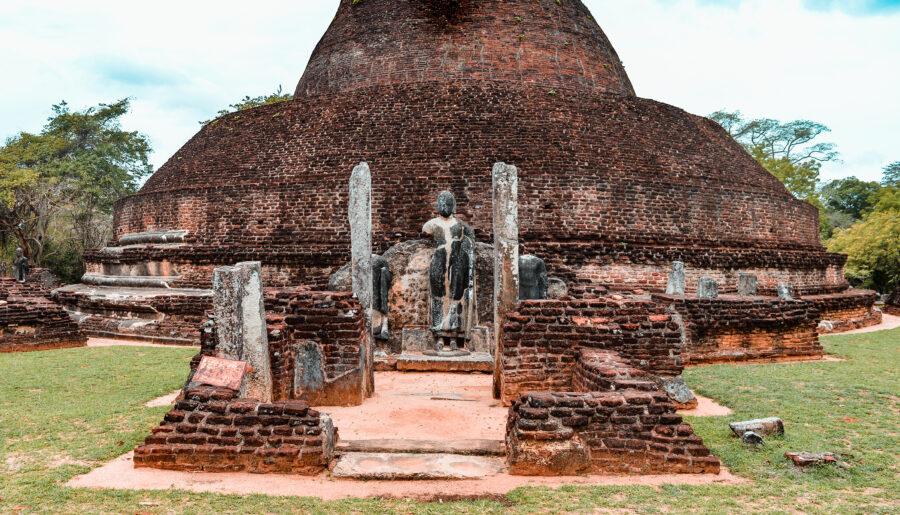 Sri Lanka, Polonnaruwa: cosa vedere in un giorno