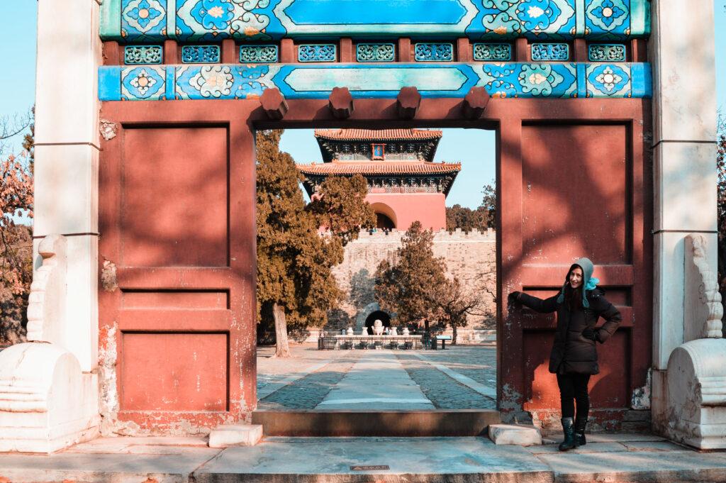 tombe dinastia ming pechino