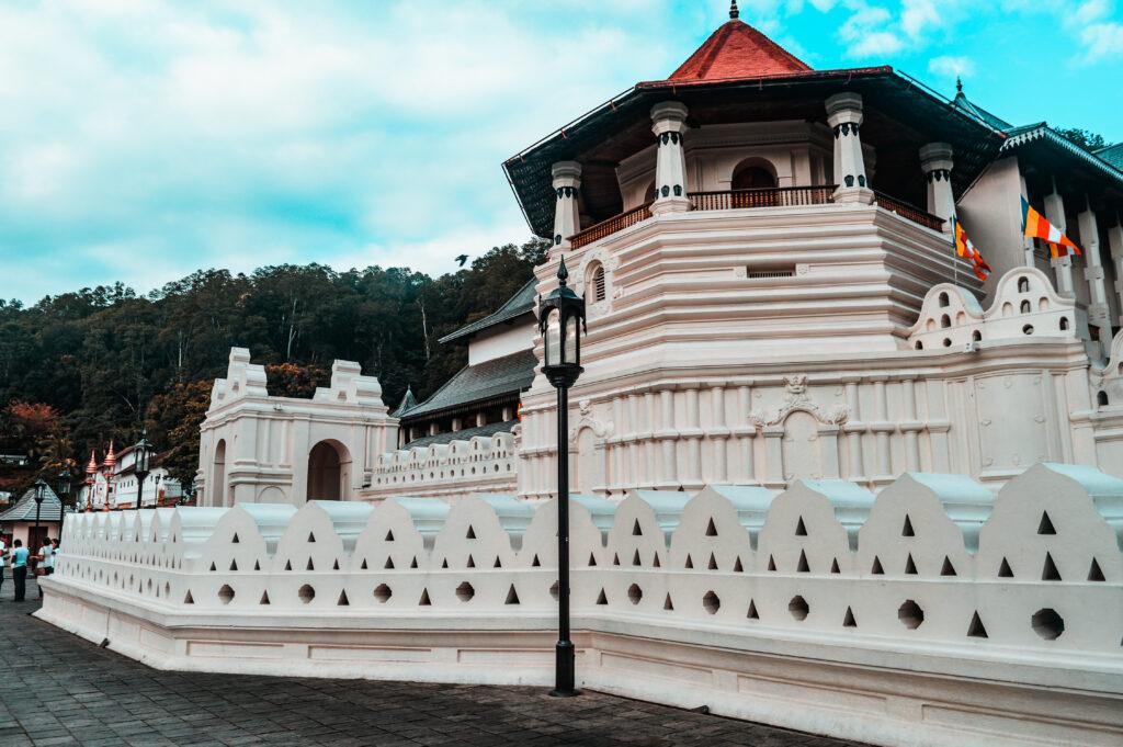 tempio del dente kandy