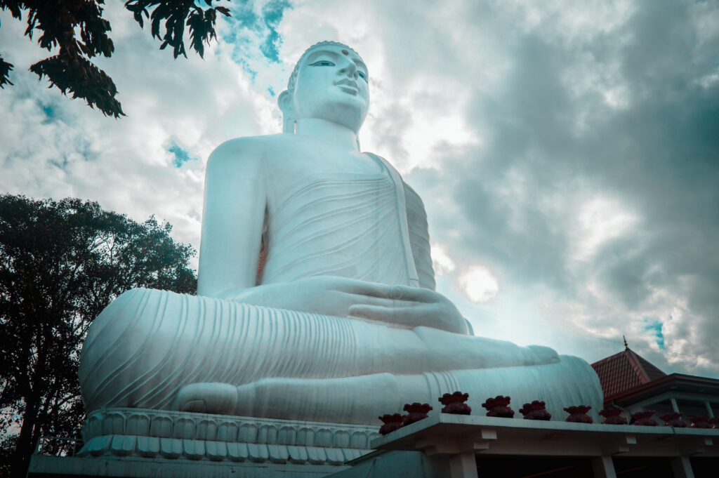 Bahirawakanda Vihara Buddha Kandy