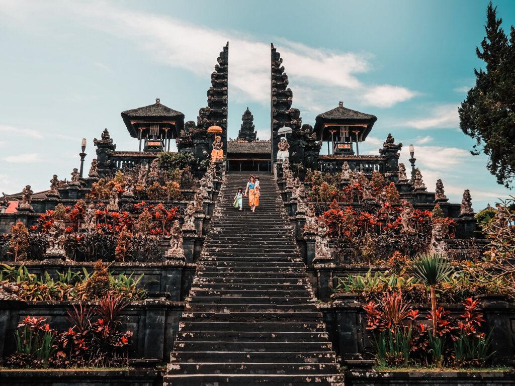 simona viaggio in indonesia