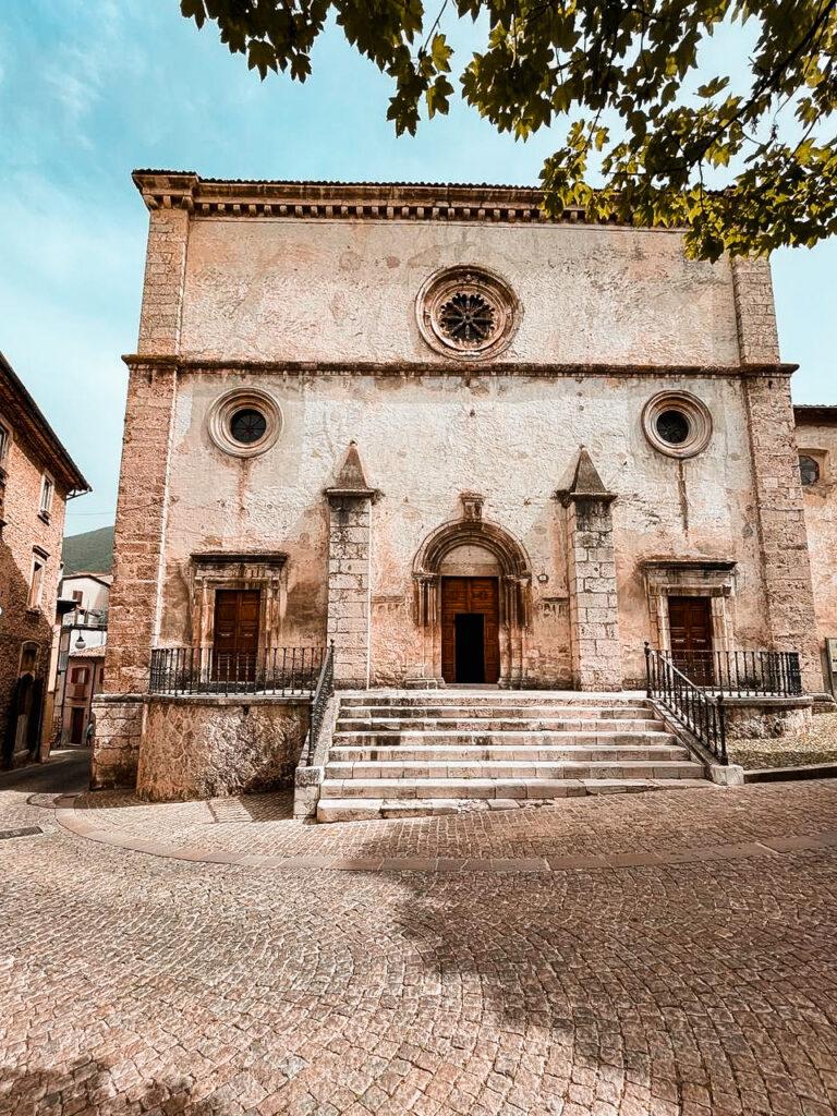 Chiesa di Santa Maria della Valle (Scanno)