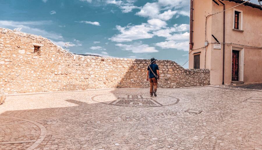 Cosa fare a Castel del Monte in Abruzzo