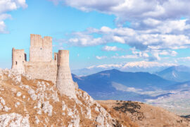 castello rocca calascio
