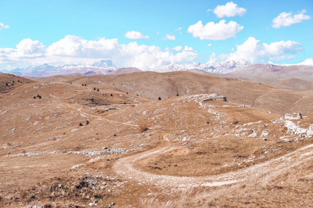 panorama rocca calascio