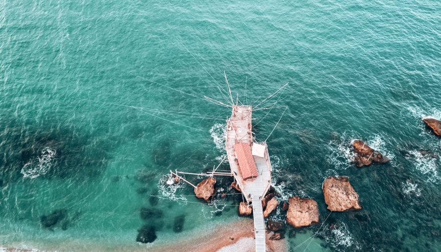 La costa dei Trabocchi: cosa vedere e le spiagge più belle